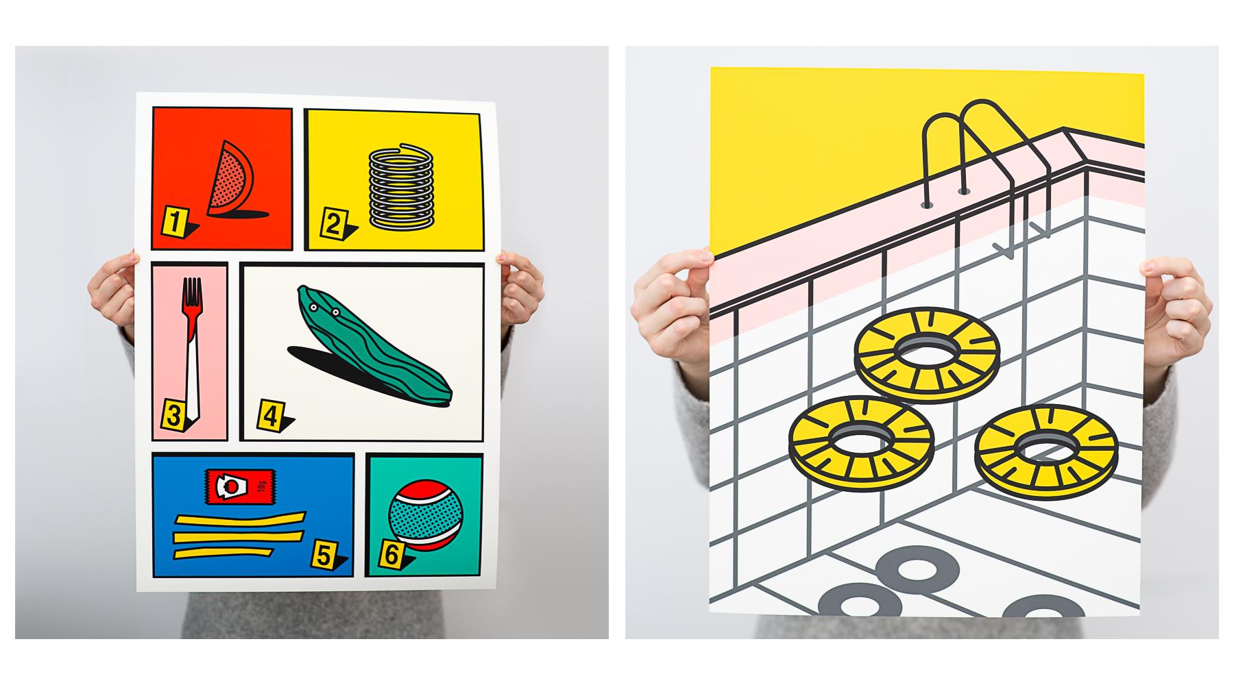Plakat, Adela Madej
