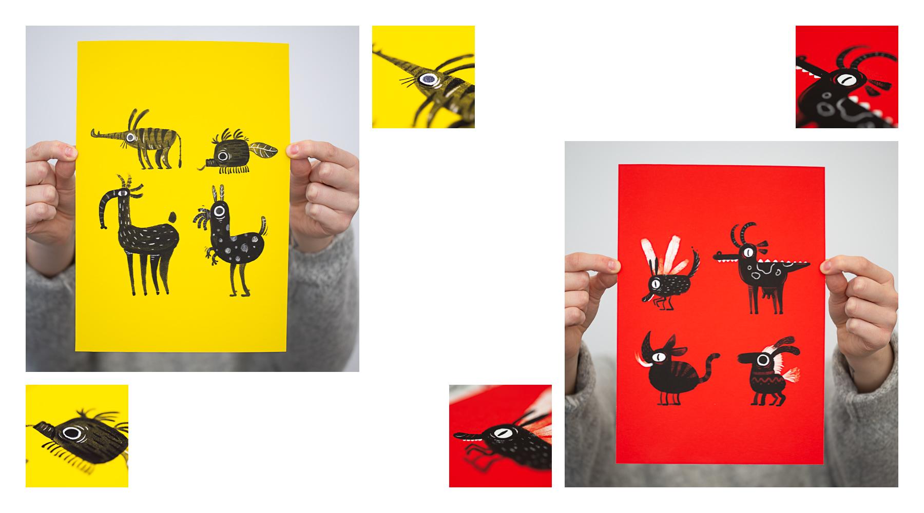 Plakat, Dawid Szymczyk